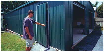 Fielders Endurance Accessory Access Door