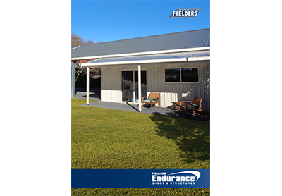 Fielders Endurance Colorbond Brochure